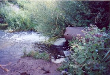 Водный бассейн самарской области в